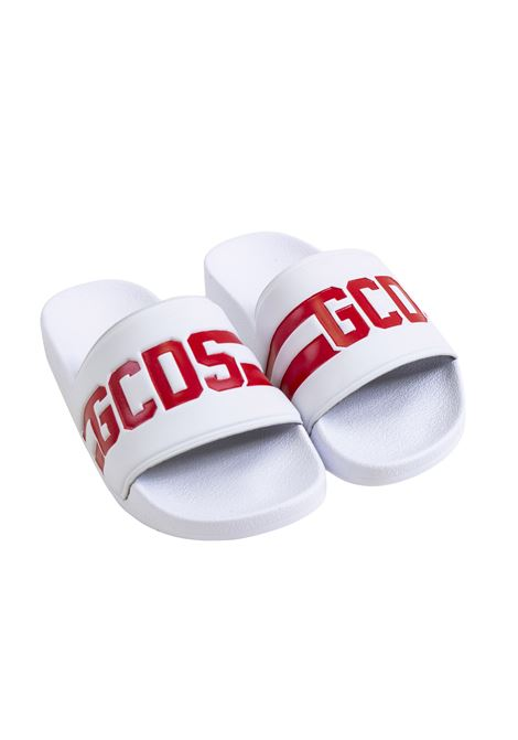 Logo baby slippers GCDS KIDS | Slippers | 019523B001