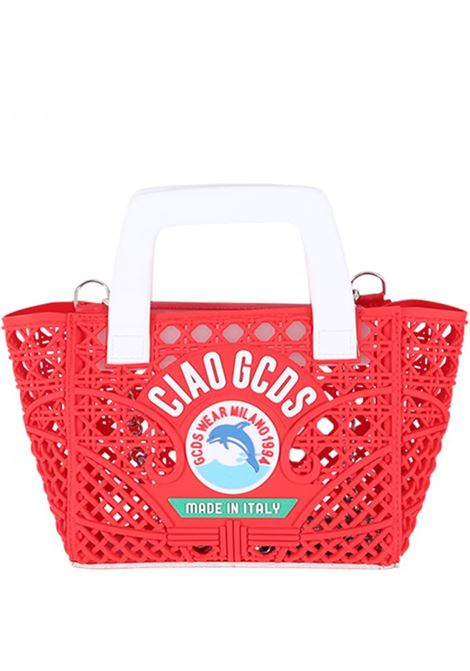 Perforated little girl bag GCDS KIDS | Bags | 020039040