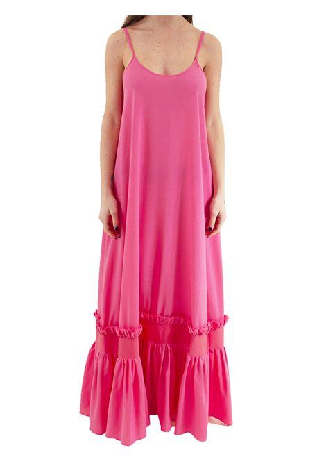 Women's dress with flounces GINA GORGEOUS | Dress | GI190105/A02