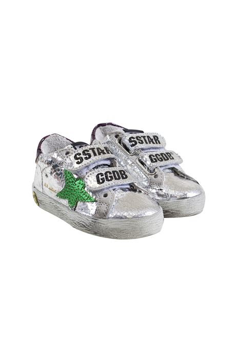 Sneakers superstar silver bambino GOLDEN GOOSE KIDS | Scarpe | G34KS021 H213