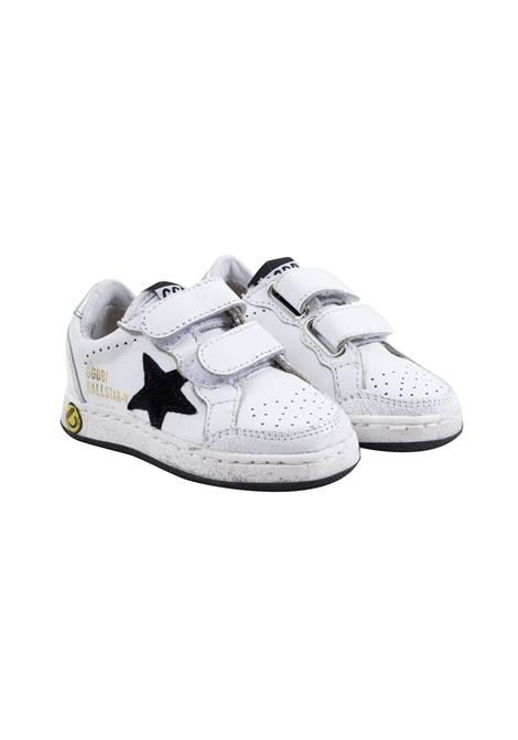 Sneakers superstar white bambino GOLDEN GOOSE KIDS | Scarpe | G34KS056 A100