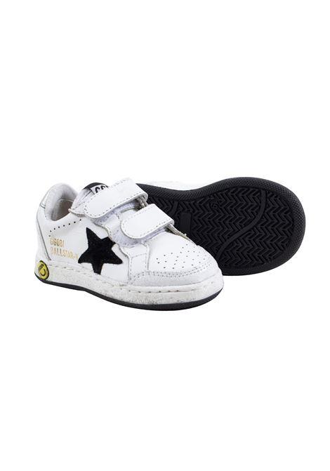 Sneakers superstar white bambino GOLDEN GOOSE KIDS | G34KS056 A100