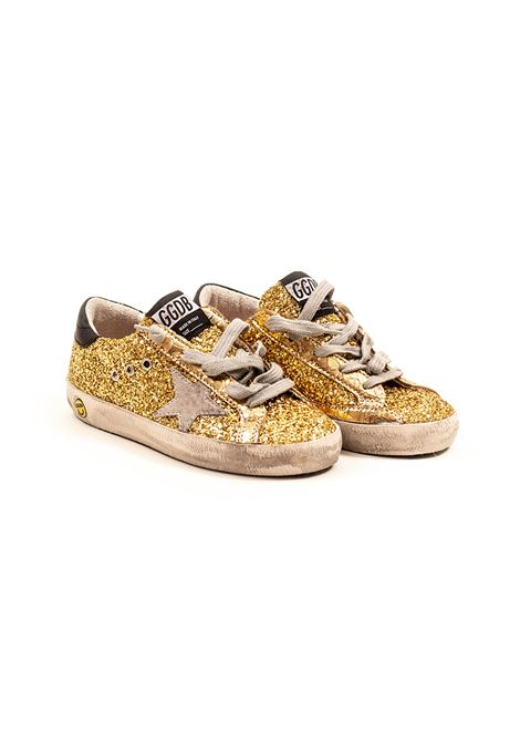Sneakers bambina super star glitter GOLDEN GOOSE KIDS | Scarpe | G34KS301 A8012