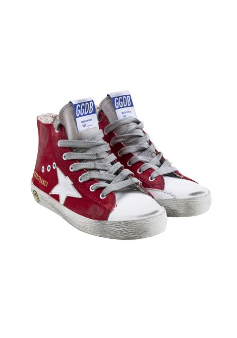 Sneakers white star bambino GOLDEN GOOSE KIDS | Scarpe | G34KS302 Z908