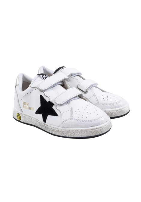 Sneakers superstar bambino white GOLDEN GOOSE KIDS | Scarpe | G34KS356 A100