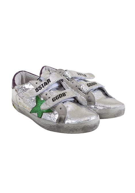 Sneakers Superstar silver GOLDEN GOOSE KIDS | Shoes | G34KS521 H213
