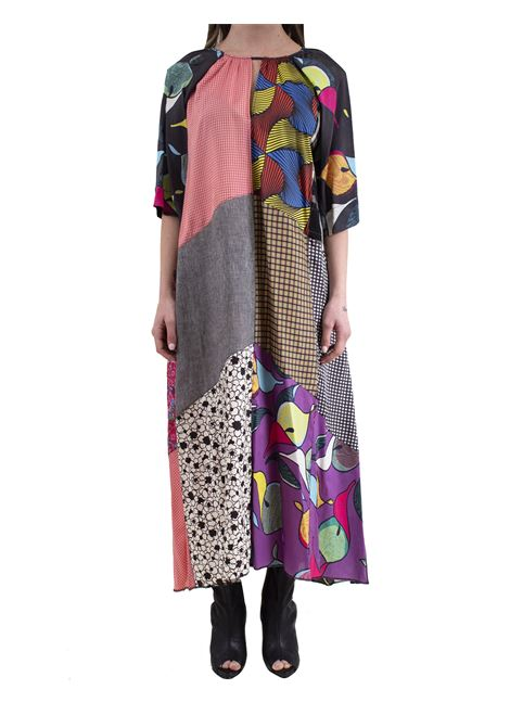 Multicolor woman dress HACHE | Dress | F13112017 FH1705