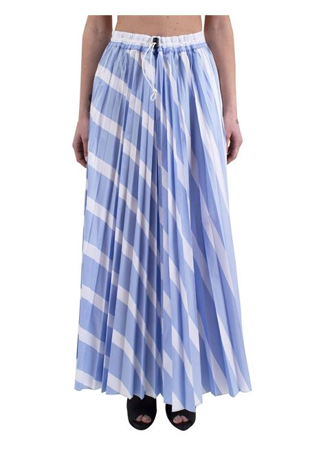 Women's pleated skirt HACHE | Skirt | F43067521 FH2113