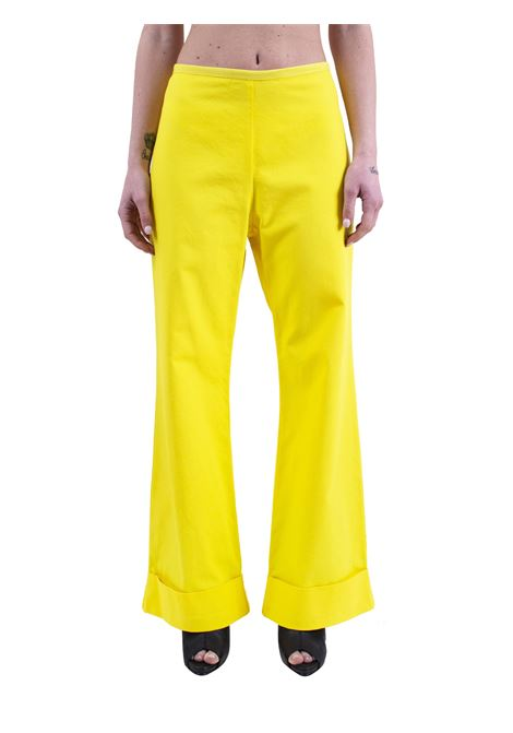 Women's flared trousers HACHE | Trousers | F63074813 FH1303