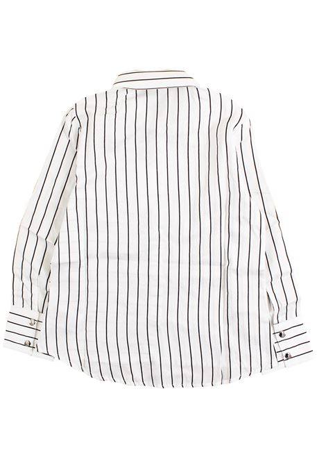 Pinstripe child's shirt KARL LAGERFELD KIDS   Z15187Z40
