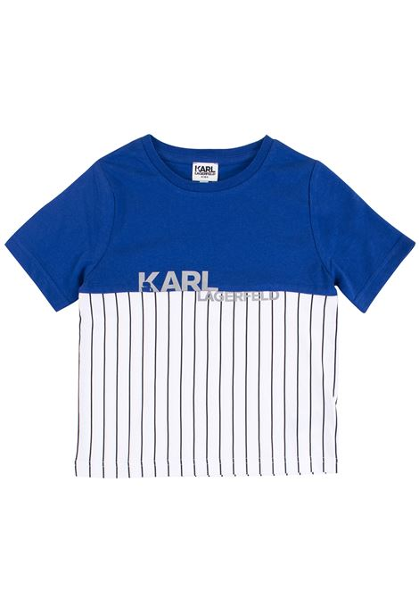 Printed T-.shirt child KARL LAGERFELD KIDS | T-shirt | Z25178V21
