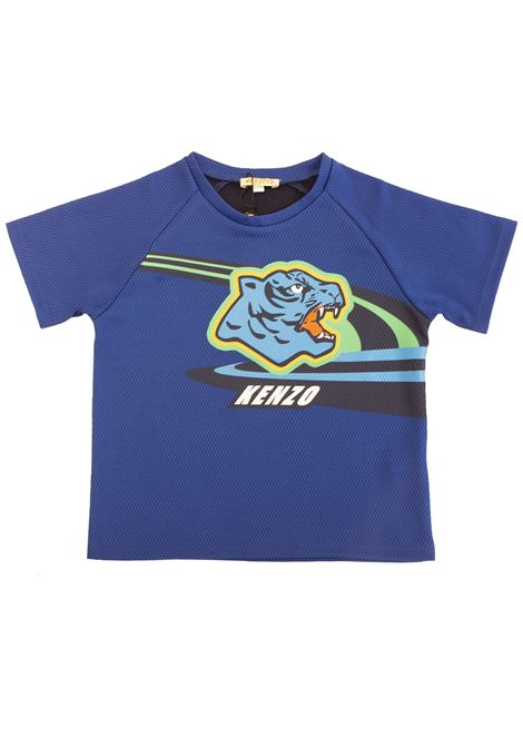 Baby t-shirt with logo KENZO KIDS | T-shirt | KN1056848