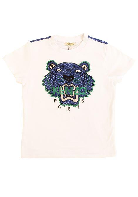 T-shirt bambino con stampa KENZO KIDS | T-shirt | KN1070801