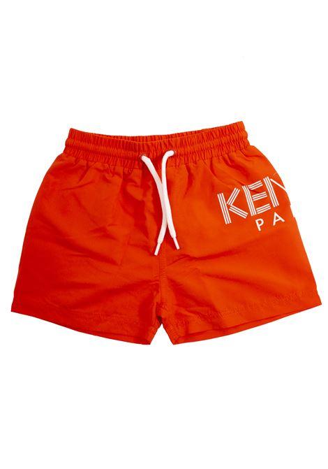 Costume bambino con logo KENZO KIDS | Boxer | KN3853836