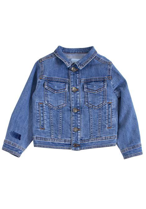 Child's denim jacket LANVIN KIDS | Jacket | 4K2000 KA160619