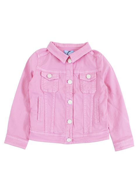 Girl's denim jacket LANVIN KIDS | Jacket | 4K2530 KA170515