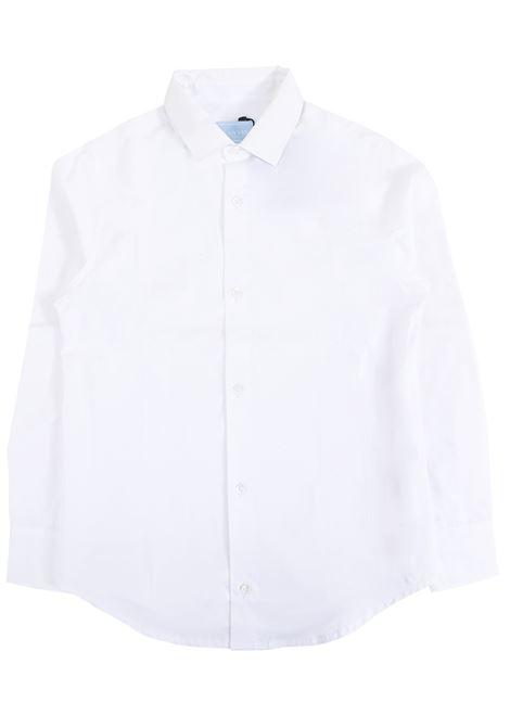 Camicia bambino slim LANVIN KIDS | Camicie | 4K5010 KA070100