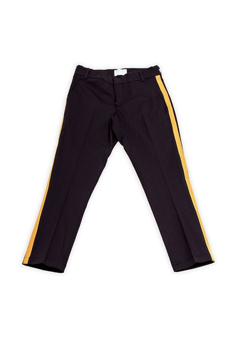 Child tailored trousers with side bands LANVIN KIDS | Trousers | 4K6010 KA920620