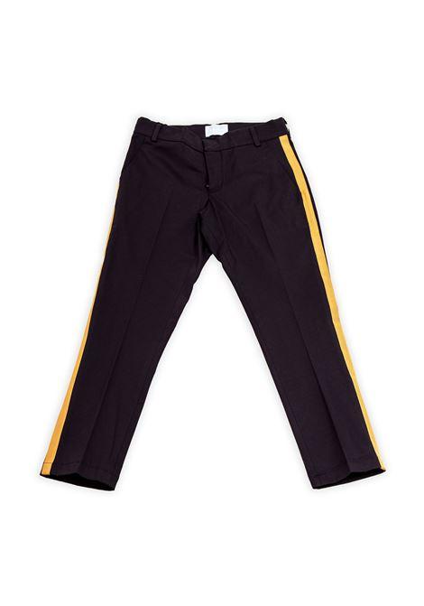 Pantaloni sartoriali bambino con pannelli laterali LANVIN KIDS | Pantaloni | 4K6010 KA920620
