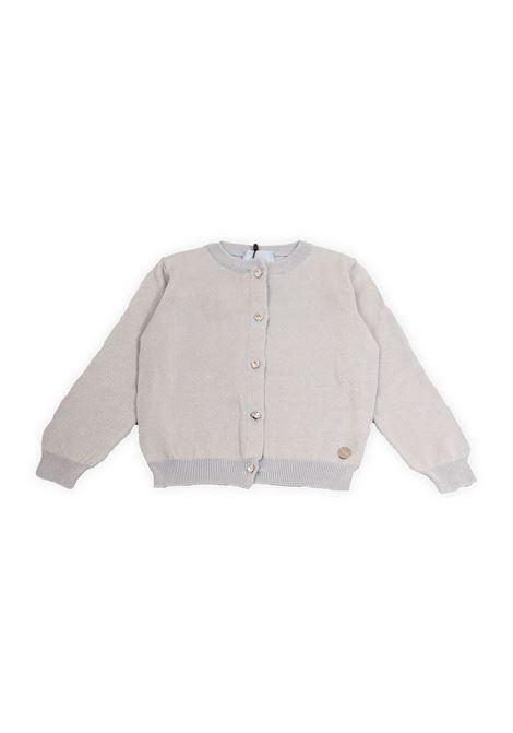 Cardigan bambina glitter LANVIN KIDS | Maglie | 4K9520 KB050604AG