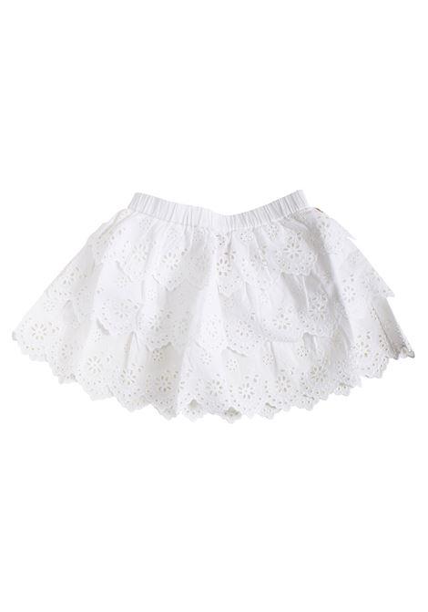 Girl skirt in san gallo fabric LILI GAUFRETTE KIDS | Skirt | GN2700211