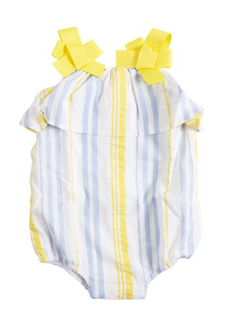 Newborn striped romper LILI GAUFRETTE KIDS | Rompers | GN3303101