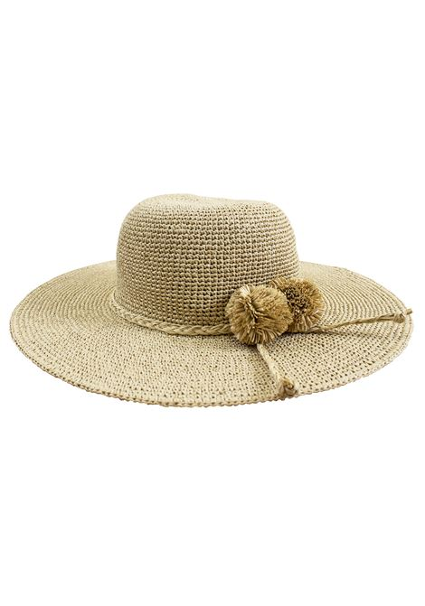 Little girl hat in straw LILI GAUFRETTE KIDS | Hats | GN9000216