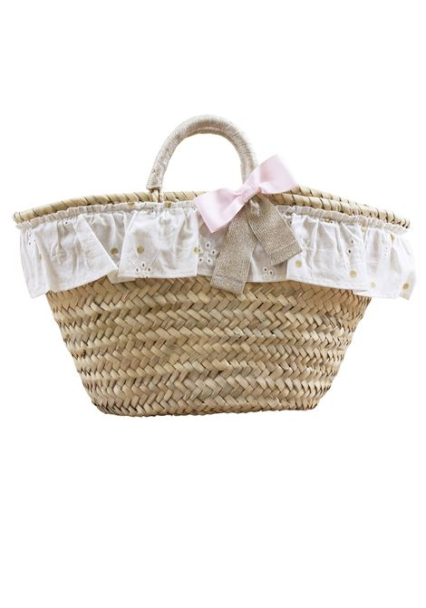 Little girl bag in straw LILI GAUFRETTE KIDS | Bags | GN9903216
