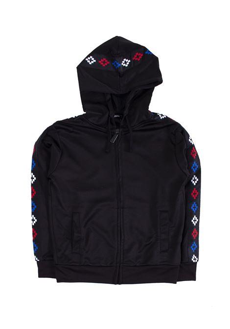 Basketball sweatshirt with logo MARCELO BURLON KIDS | Sweatshirts | 22050050B010