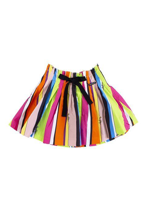 Little girl multicolor skirt MARCO BOLOGNA KIDS | Skirt | G012109