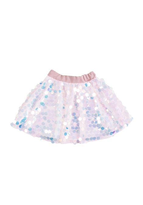 Little girl skirt with pailettes MARCO BOLOGNA KIDS | Skirt | G016303