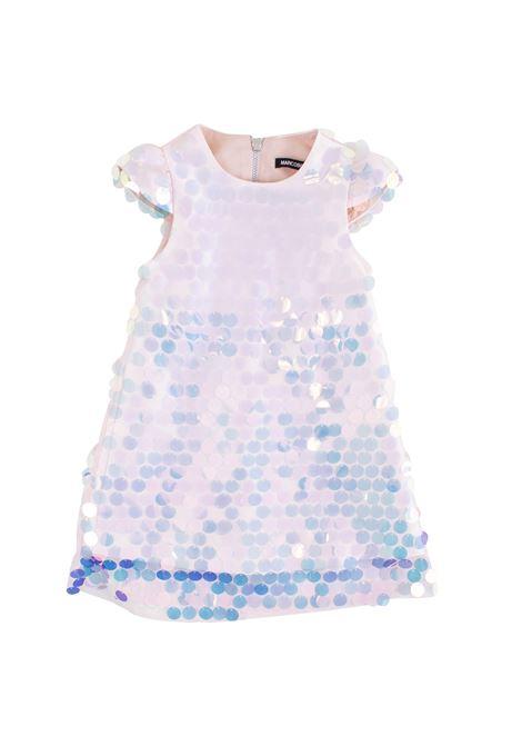 Little girl dress with sequins MARCO BOLOGNA KIDS | Dress | V016603