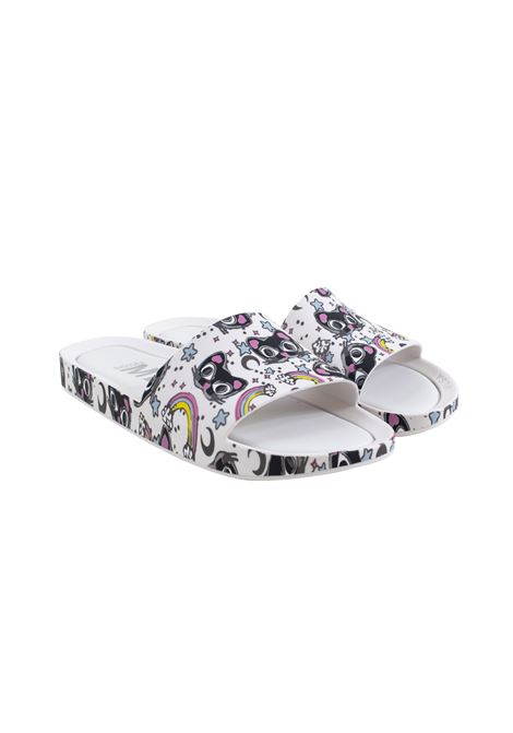 Woman's slipper with prints MELISSA DONNA | Slippers | 3254050735
