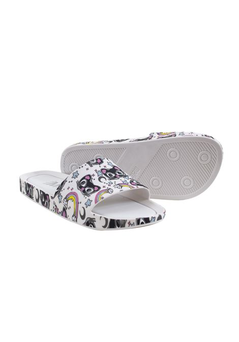 Woman's slipper with prints MELISSA DONNA | 3254050735