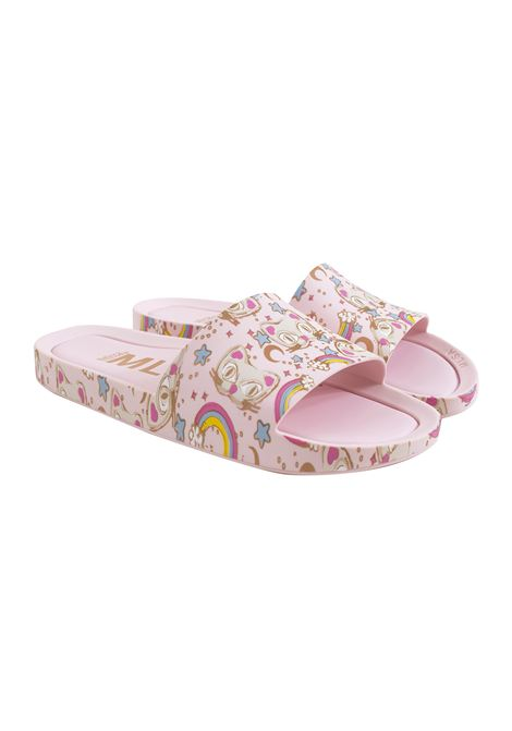 Woman's slipper with prints MELISSA DONNA | Slippers | 3254051331