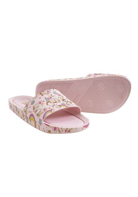 Woman's slipper with prints MELISSA DONNA | 3254051331