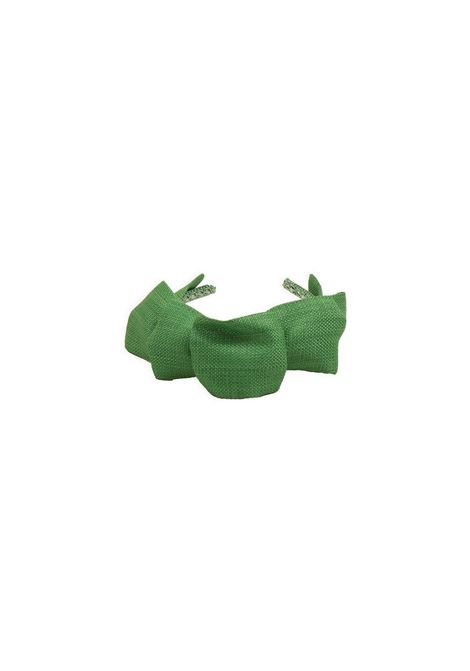 Little girl headband with bow MIMISOL | Hairbands | 19E MA002ST 0000V502