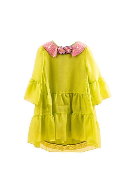 Baby girl dress MIMISOL | Dress | 19E MF010ST 1401V101
