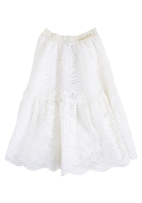 Girl's lace skirt MIMISOL | Skirt | 19E MF907ST 0301B004
