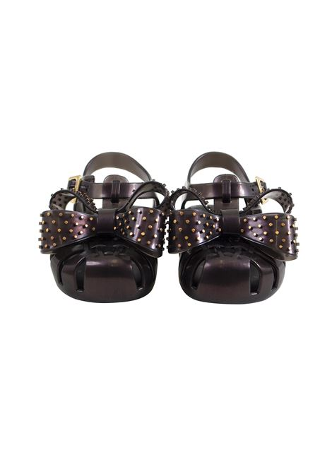 Girl's studded sandals MINI MELISSA KIDS | Shoes | 3244319936