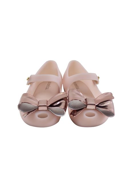 Girls ballet flats with application MINI MELISSA KIDS | Shoes | 3245052932