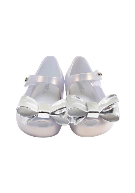 Girls ballet flats with application MINI MELISSA KIDS | Shoes | 3245053464