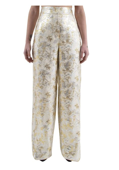 Women's high waist trousers MOMONì | Trousers | OMAN M0PA0261104