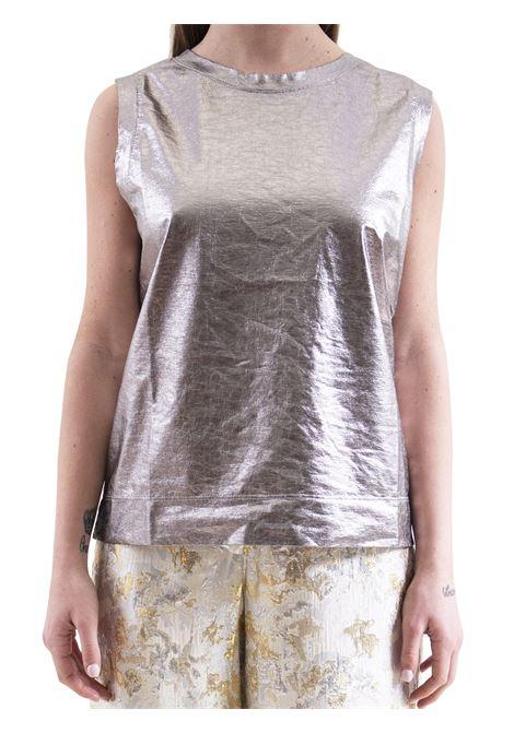 Laminated woman t-shirt MOMONì | T-shirt | PACHUCA M0TS0160003