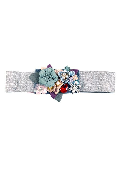 Glitter child belt PAOLA MONTAGUTI | Belt | E19C904 001590