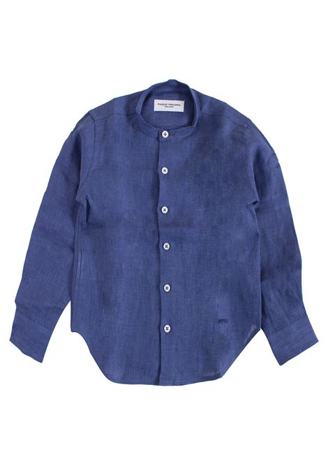 Solid color child's shirt PAOLO PECORA KIDS | Shirt | PP180010