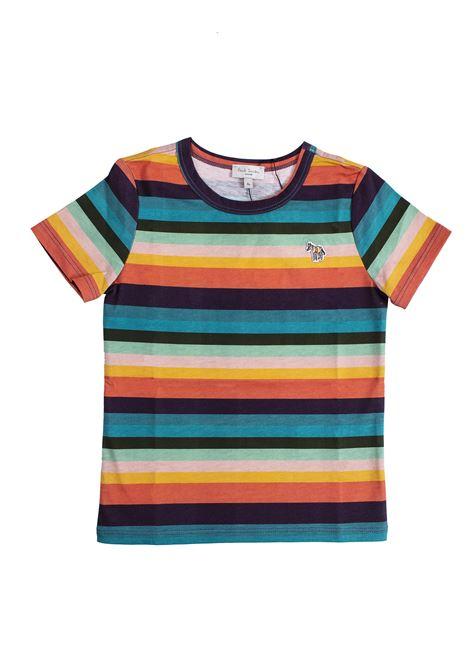 T-shirt Bambino stampata PAUL SMITH JUNIOR | T-shirt | 5N10522920