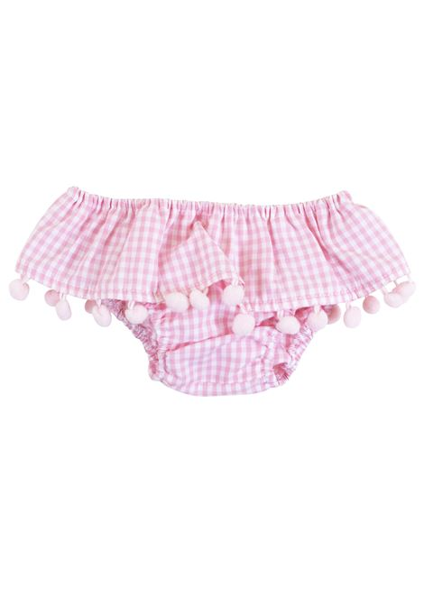 Newborn swimsuit with tassels PEPECE' | Swimsuits | 63429