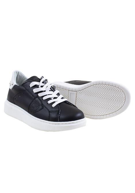 Sneakers bambino con borchie PHILIPPE MODEL KIDS | GRANVILLE LVEAU