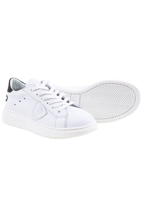 Baby sneakers with logo PHILIPPE MODEL KIDS | GRANVILLEPMPL
